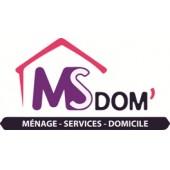 MS DOM' Ménage et Services à Domicile